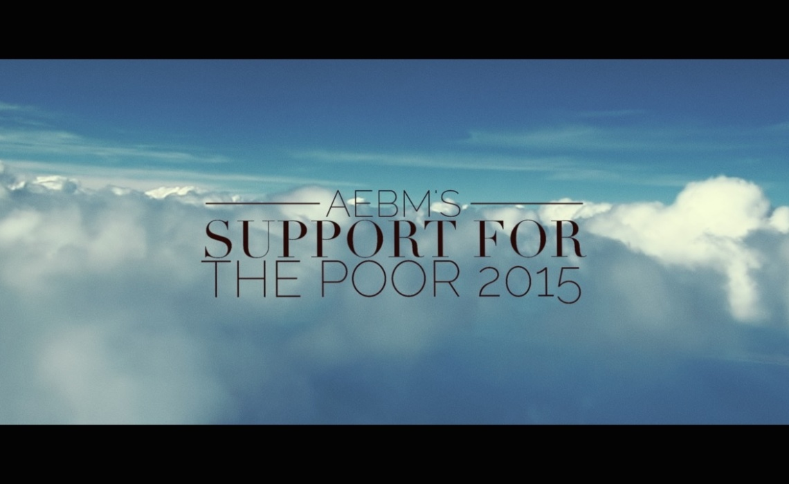 Support for the Poor (Israel 2015) - A.E.B.M., Inc.