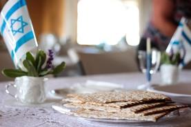 Messianic Passover Sedar - 2015