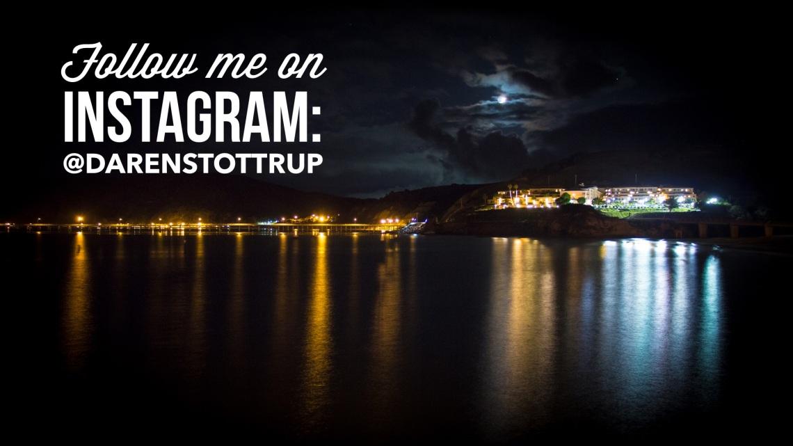 Follow Me on Instagram: @darenstottrup