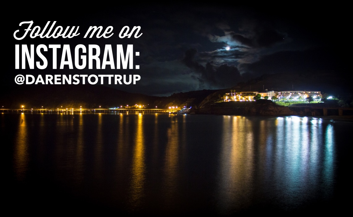 Follow Me on Instagram: @darenstottrup