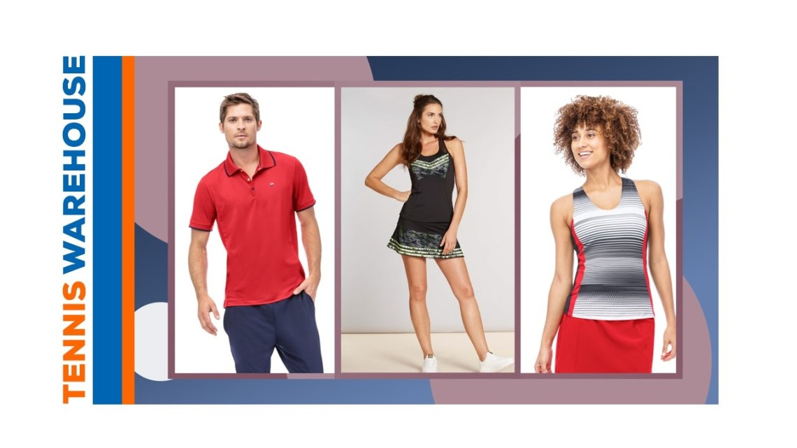 "Tennis Warehouse ""Sitewide Apparel Sale (November 2016)"""