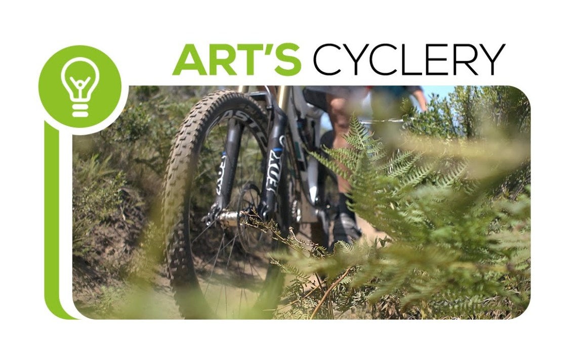 "Art's Cyclery ""How to Choose Mountain Bike Tires"""