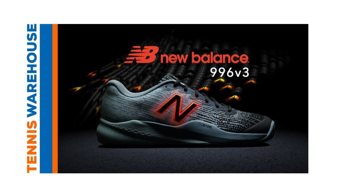 Exclusive Color of the New Balance 996v3 Tennis Shoe