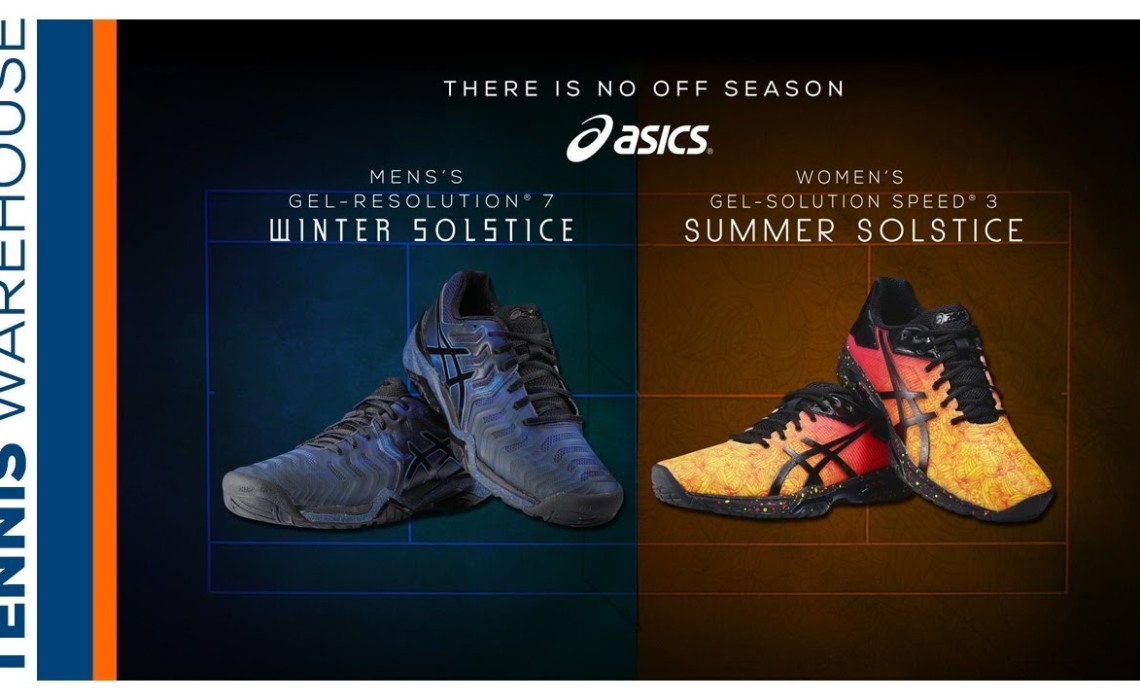 "TW Exclusive: Asics Tennis Shoe ""Solstice Pack"""